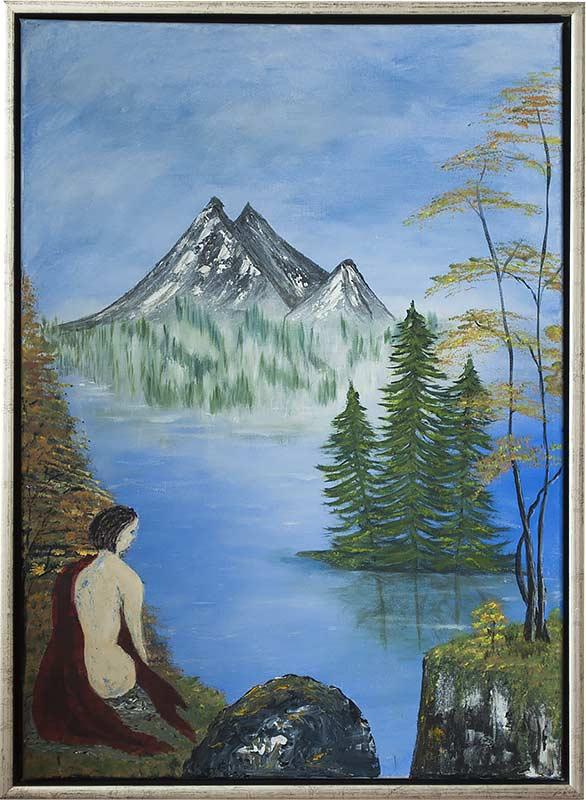 Bjerget og Øen
