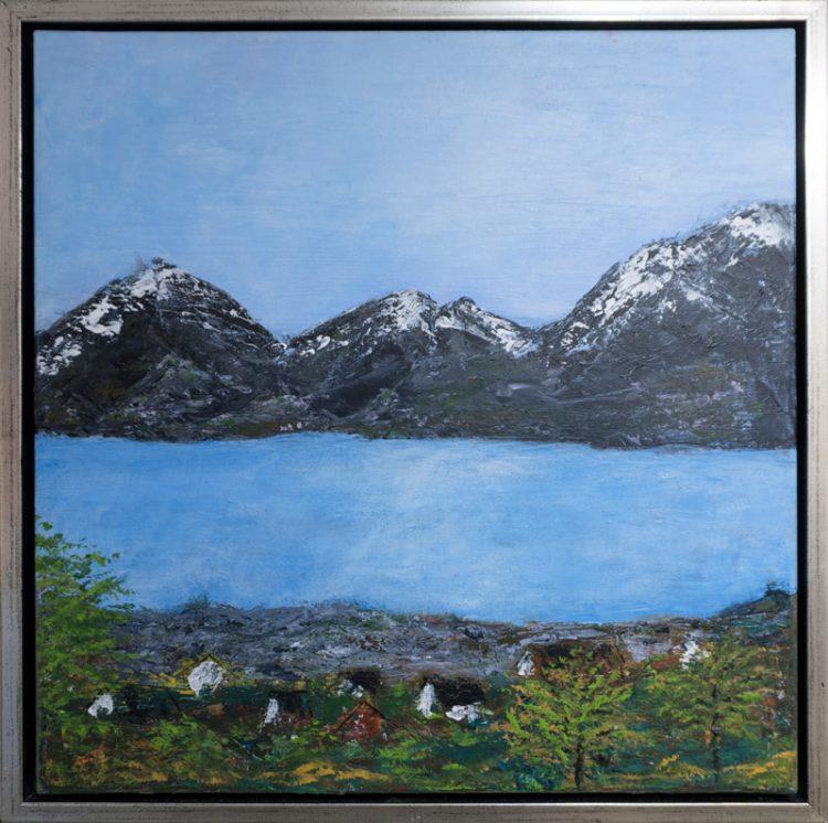 Bygden ved fjorden