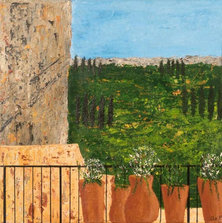Toscana 1 50x50