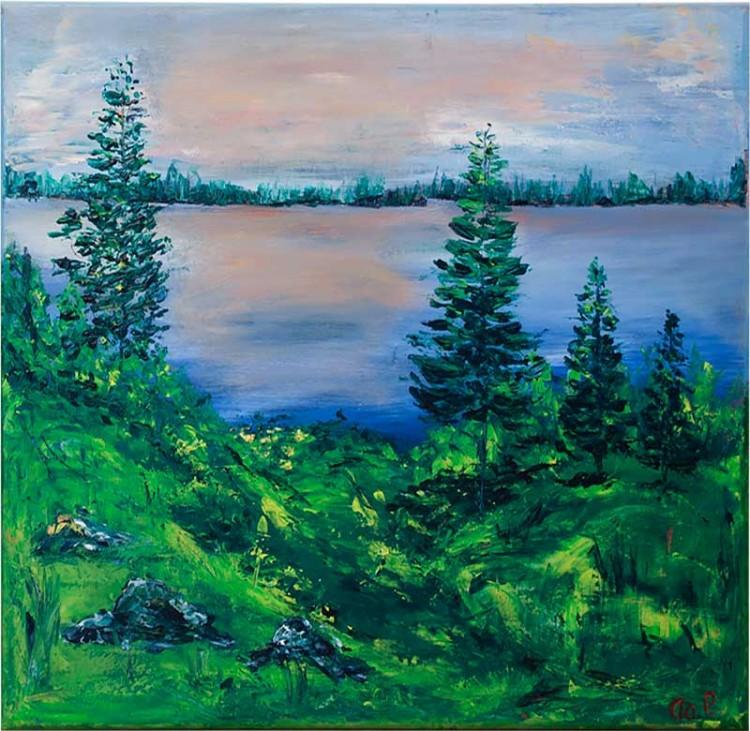 Ved søen